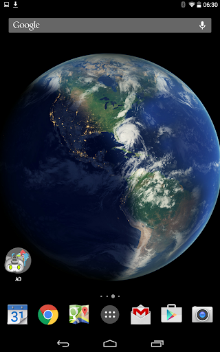 Earthday USA - Live Wallpaper  screenshots 7