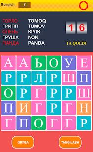 Rus tilini o'ynab o'rganamiz 1.1.4 Screenshots 5