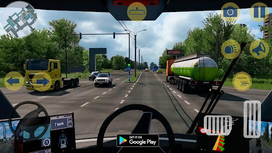 American Truck Simulator   US Truck Simulator 2021 Apk Download New 2021 2