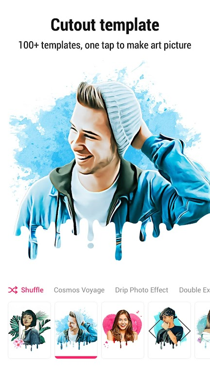 PickU: Photo Cut Out Editor & Background Editor  poster 1