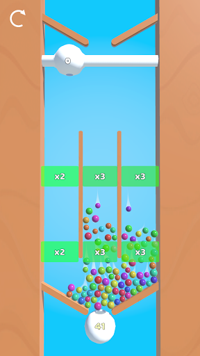 Bounce Balls - Collect and fill  screenshots 5