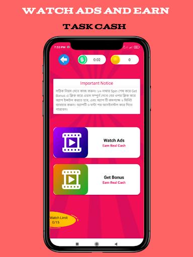 Task Cash - Play Game And Win apk  screenshots 3