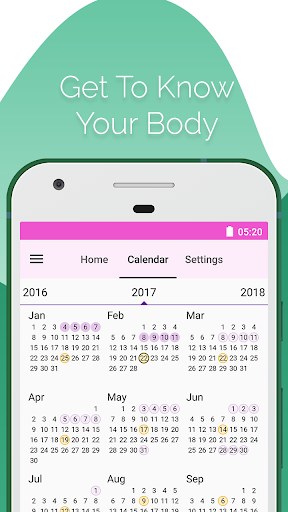 Period and Ovulation Tracker  Screenshots 7