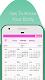 screenshot of Period and Ovulation Tracker
