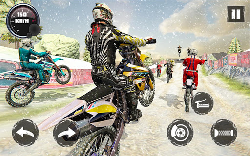 Dirt Track Racing 2020: Biker Race Championship  screenshots 10