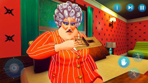Scary Evil School Teacher 3D Spooky & Creepy Games screenshots 4