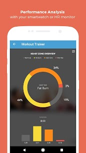 Workout Trainer: home fitness coach (FULL) 8.3 Apk 2