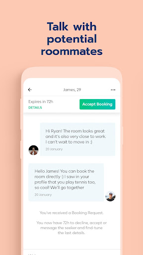Badi u2013 Find Roommates & Rent Rooms modavailable screenshots 7