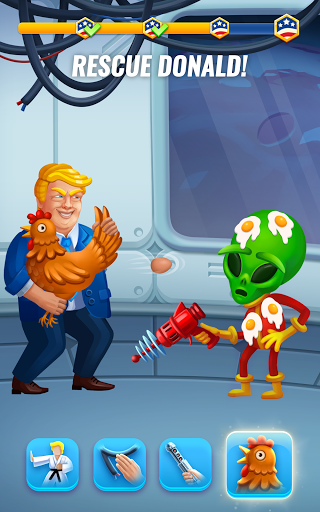 Trump's Empire: idle game 1.1.9 screenshots 3