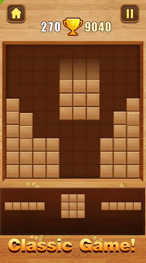 Wood Block Puzzle  Paidproapk.com 3