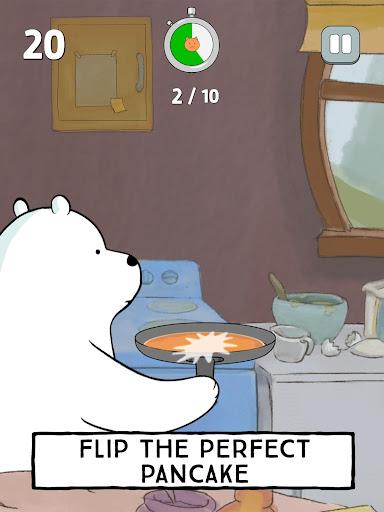 We Bare Bears - Free Fur All: Mini Game Arcade  Screenshots 10