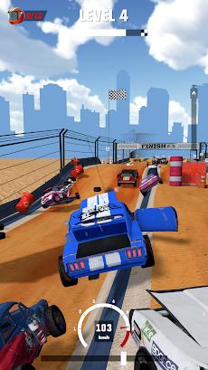 Mad Racing 3Dのおすすめ画像1