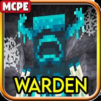 Warden Concept Replicas Mod for Minecraft PE