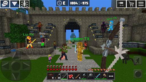 Multicraft: Block Craft Mini World 3D 2.15.1 screenshots 23