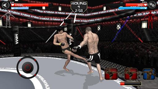 MMA Fighting Clash  screenshots 7