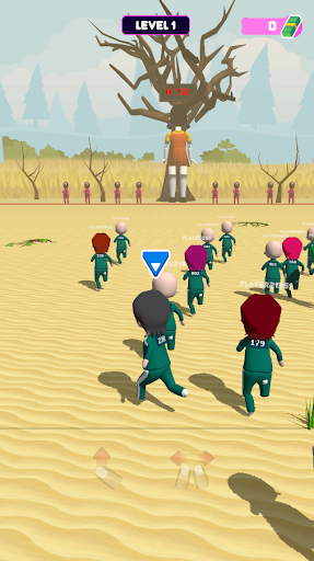 Squid Game 3D: Online Squids Game screenshot 10