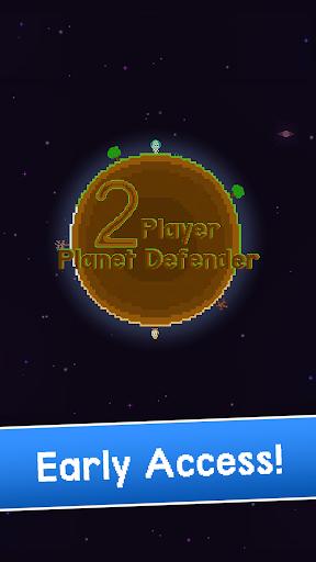 Télécharger 2 Player Planet Defender APK MOD (Astuce) screenshots 1