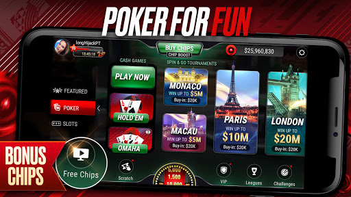PokerStars Play: Free Texas Holdem Poker & Casino 3.2.2 updownapk 1