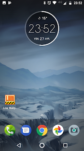 Live Wallpaper Maker Screenshot
