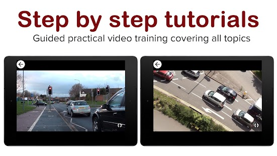 Practical Driving Test UK 2021 Video Lessons Screenshot