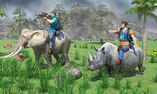 Lost Island Jungle Adventure Hunting Game 2