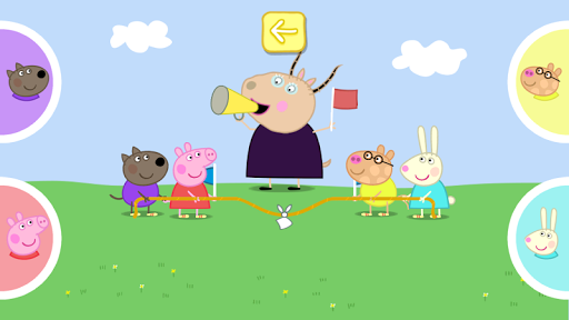 Peppa Pig: Sports Day  Screenshots 3