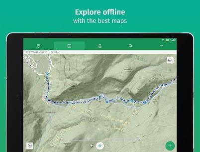 ViewRanger: Trail Maps for Hiking, Biking, Skiing 3