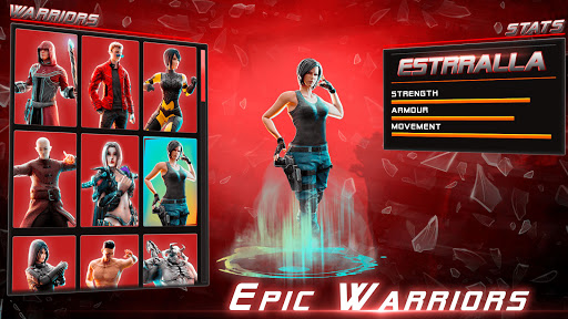 Kung fu fight karate offline games: Fighting games  screenshots 5