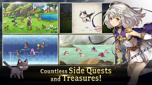 ANOTHER EDEN The Cat Beyond Time and Space  screenshots 20