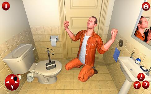 Grand Jail Break Prison Escape:New Prisoner Games 8
