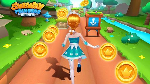 Subway Princess Runner  screenshots 6