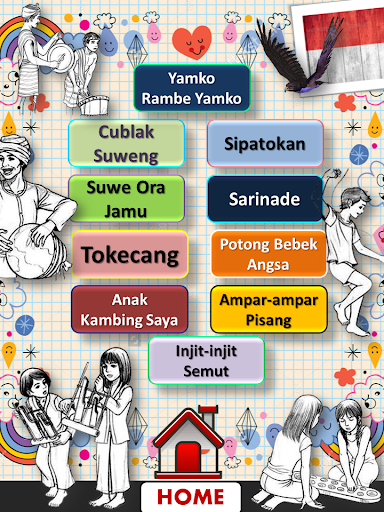 Indonesian Kids Songs 2.1.7 screenshots 8