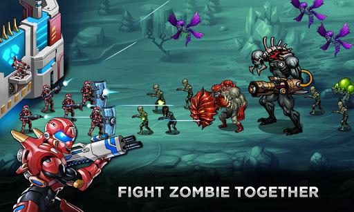 Robots Vs Zombies Attack 142.0.20191227 Screenshots 6