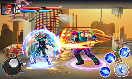 King of Fighting - Kung Fu & Death Fighter screenshots 4