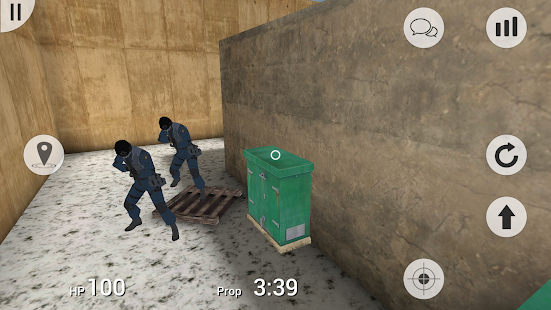 Prop Hunt Portable Screenshot