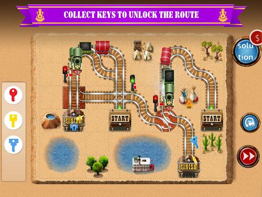Rail Maze 2 : Train puzzler screenshots 11