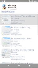 UMLibraries Self-Checkout screenshot thumbnail
