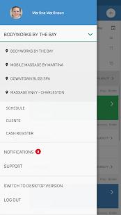 MassageBook Pro