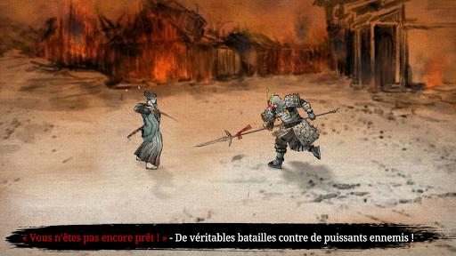 Code Triche Ronin: Le dernier samouraï (Astuce) APK MOD screenshots 4
