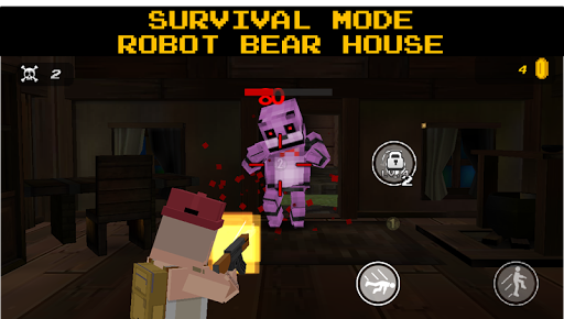 Pixel Z Hunter 3D -Survival Hunter  screenshots 7