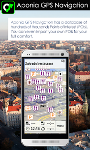 GPS Navigation & Map by Aponia v5.0.1108 Full APK 5