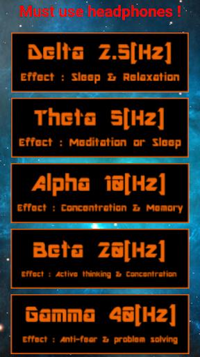 Binaural Beats - Brain Waves 36.0 Screenshots 2