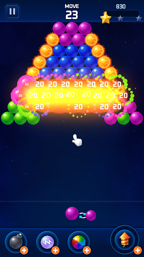 Bubble Star Plus : BubblePop! filehippodl screenshot 5