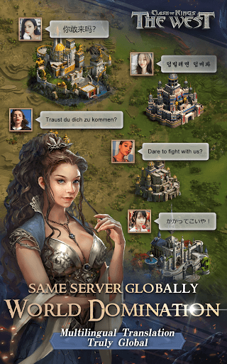 Clash of Kings:The West  screenshots 5