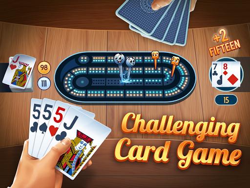 Ultimate Cribbage - Classic Board Card Game 2.4.0 screenshots 6