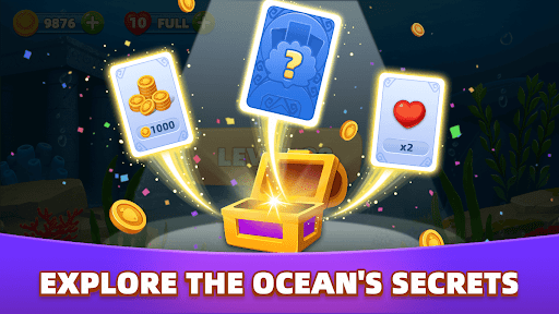 Oceanic Solitaire: Free Card Game android2mod screenshots 6