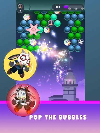 Bad Wolf! Bubble Shooter 0.0.12 screenshots 12