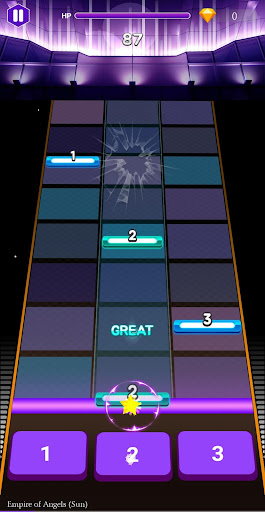 Beat Extreme: Rhythm Tap Music Game 3.6 Screenshots 3