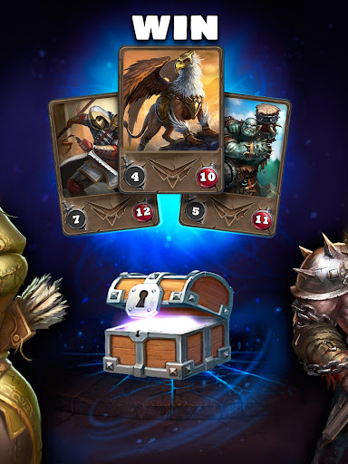 Card Heroes - CCG game with online arena and RPG modavailable screenshots 11