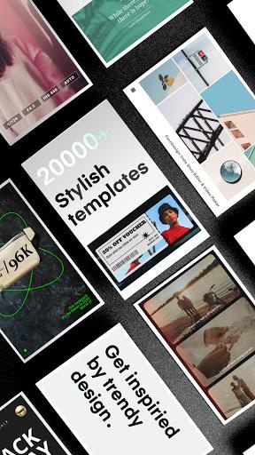 FocoDesign: Graphic Design, Video Collage, Logo android2mod screenshots 1